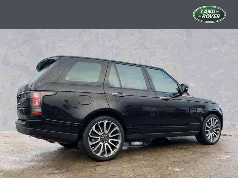 Land rover Range Rover 4.4 SDV8 Autobiography Noir occasion à BEAUPUY - photo n°6