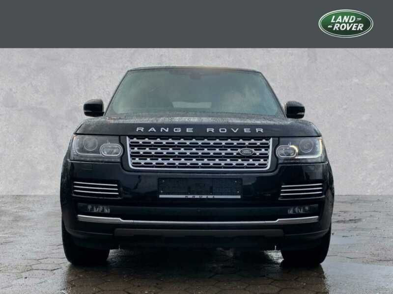 Land rover Range Rover 4.4 SDV8 Autobiography Noir occasion à BEAUPUY - photo n°8