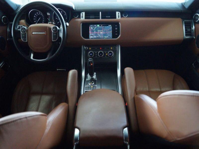 Land rover Range Rover 4.4 SDV8 HSE Dynamic Blanc occasion à Beaupuy - photo n°2