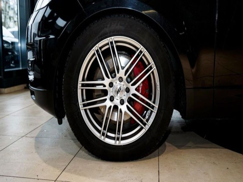 Land rover Range Rover 4.4 SDV8 HSE Dynamic Noir occasion à Beaupuy - photo n°8