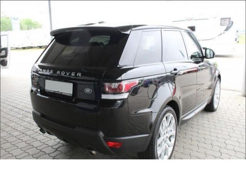 Land rover Range Rover 4.4 SDV8 HSE Dynamic Noir occasion à Beaupuy - photo n°3