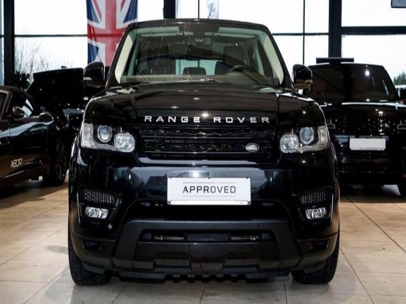 Land rover Range Rover 4.4 SDV8 HSE Dynamic Noir occasion à Beaupuy - photo n°9