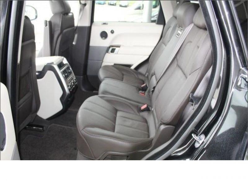 Land rover Range Rover 4.4 SDV8 HSE Dynamic Noir occasion à Beaupuy - photo n°4