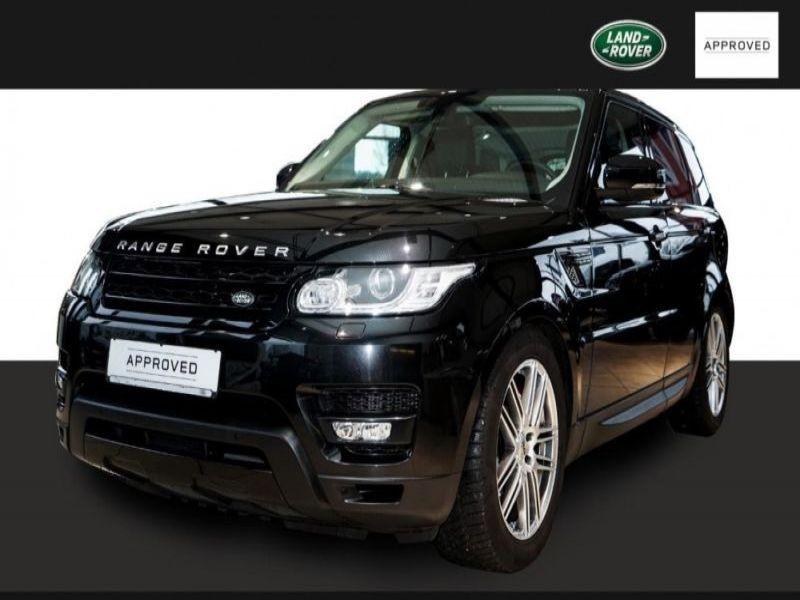Land rover Range Rover 4.4 SDV8 HSE Dynamic Noir occasion à Beaupuy