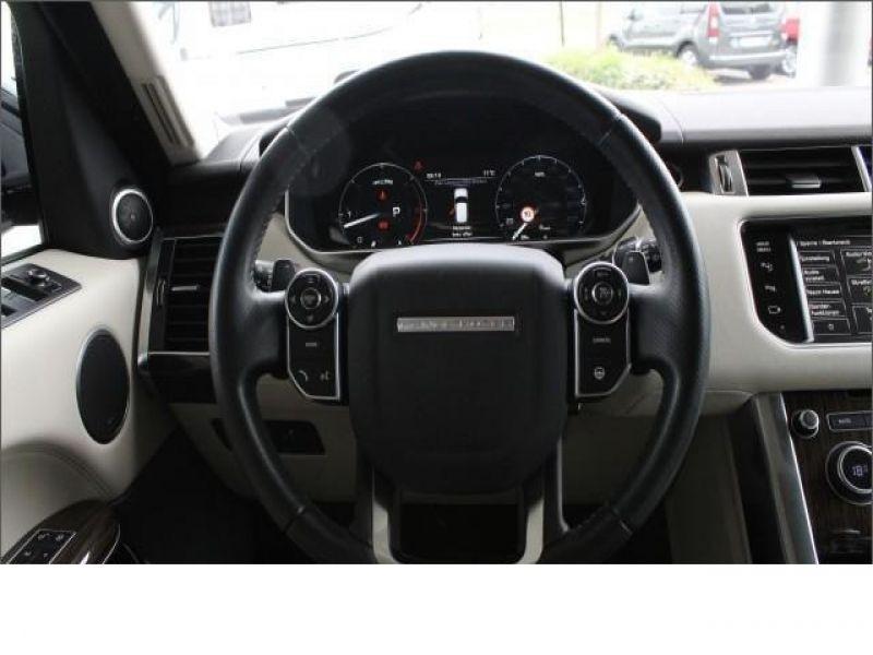 Land rover Range Rover 4.4 SDV8 HSE Dynamic Noir occasion à Beaupuy - photo n°2