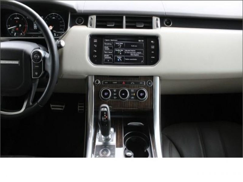 Land rover Range Rover 4.4 SDV8 HSE Dynamic Noir occasion à Beaupuy - photo n°5