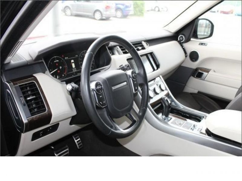 Land rover Range Rover 4.4 SDV8 HSE Dynamic Noir occasion à Beaupuy - photo n°6