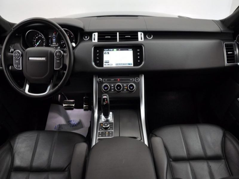 Land rover Range Rover 4.4 SDV8 HSE Gris occasion à Beaupuy - photo n°2