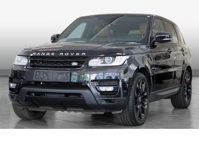 Land rover Range Rover 4.4 SDV8 HSE Noir occasion à Beaupuy