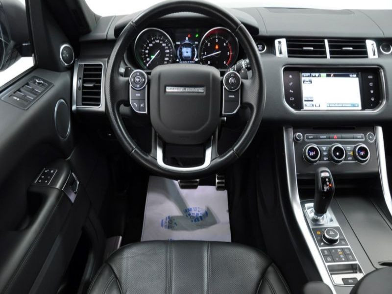 Land rover Range Rover 4.4 SDV8 HSE Gris occasion à Beaupuy - photo n°8