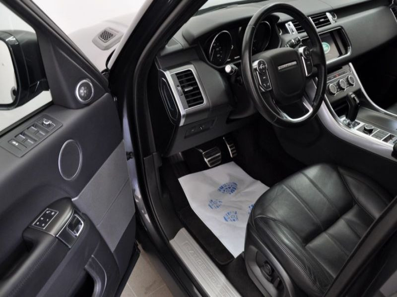 Land rover Range Rover 4.4 SDV8 HSE Gris occasion à Beaupuy - photo n°5