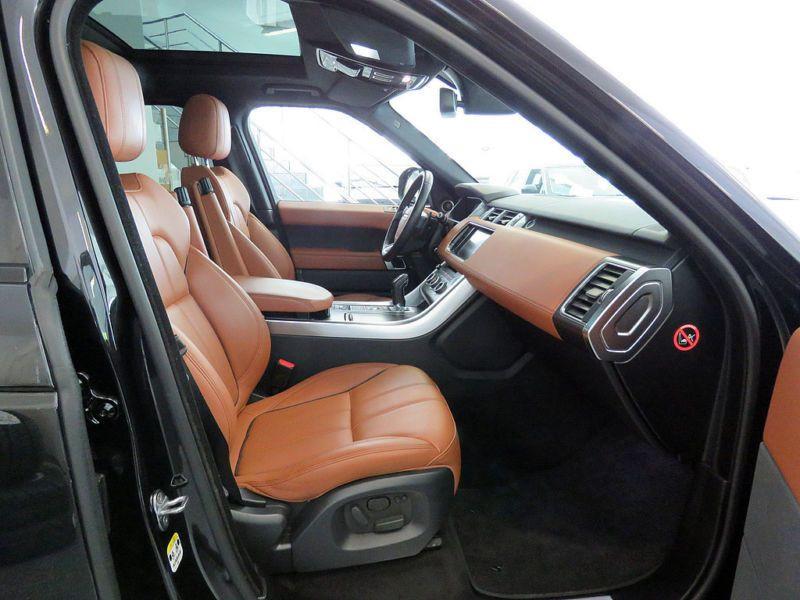 Land rover Range Rover 4.4 SDV8 HSE Noir occasion à Beaupuy - photo n°6