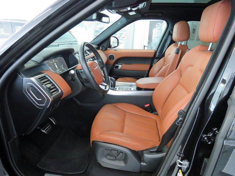 Land rover Range Rover 4.4 SDV8 HSE Noir occasion à Beaupuy - photo n°5