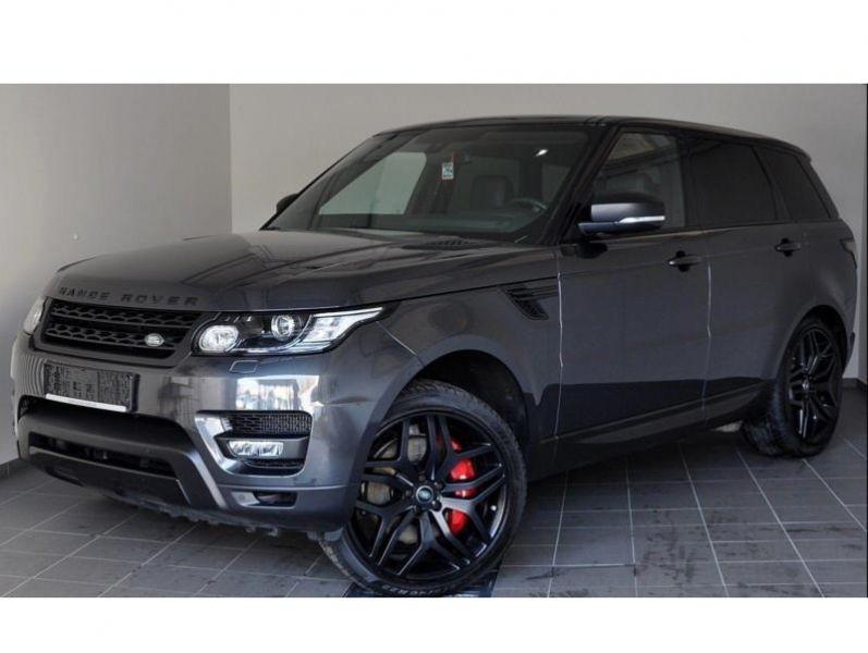 Land rover Range Rover 4.4 SDV8 HSE Gris occasion à Beaupuy