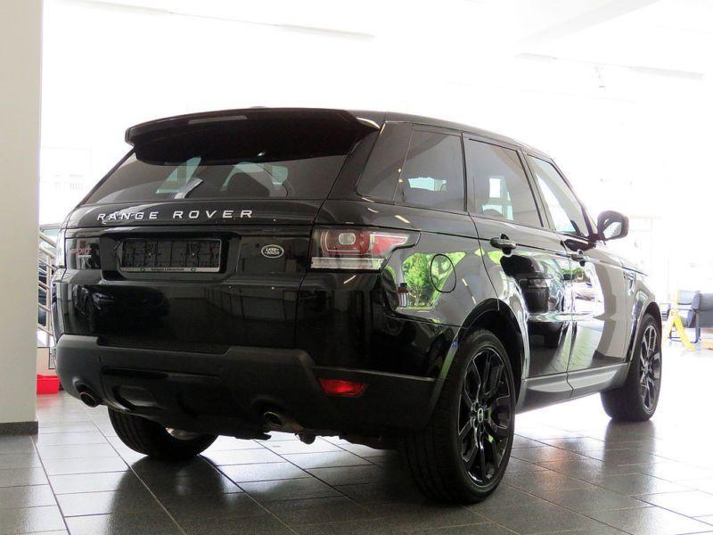 Land rover Range Rover 4.4 SDV8 HSE Noir occasion à Beaupuy - photo n°3