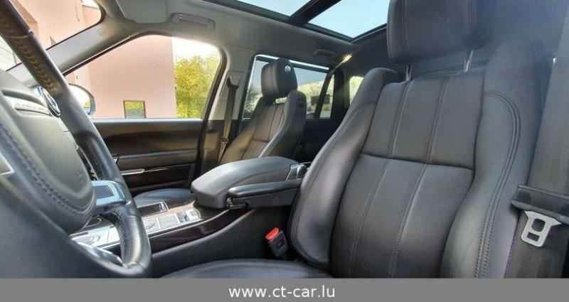 Land rover Range Rover 4.4 SDV8 Vogue LWB Noir occasion à Hesperange - photo n°5