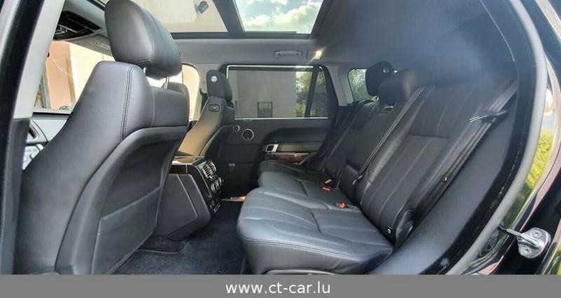 Land rover Range Rover 4.4 SDV8 Vogue LWB Noir occasion à Hesperange - photo n°4
