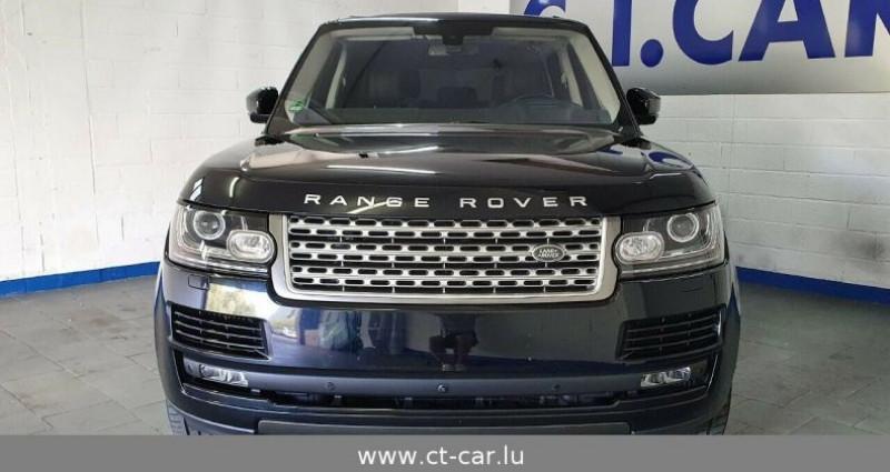 Land rover Range Rover 4.4 SDV8 Vogue LWB Noir occasion à Hesperange - photo n°2