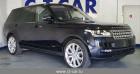 Land rover Range Rover 4.4 SDV8 Vogue LWB Noir à Hesperange L-