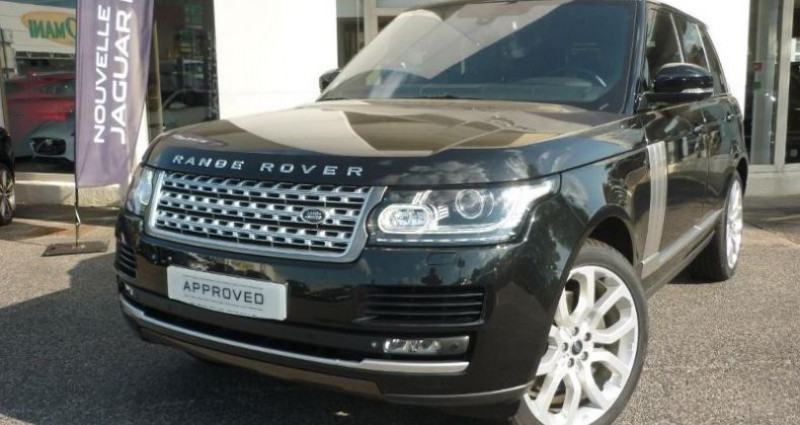 Land rover Range Rover 4.4 SDV8 Vogue SWB Mark II Noir occasion à Laxou