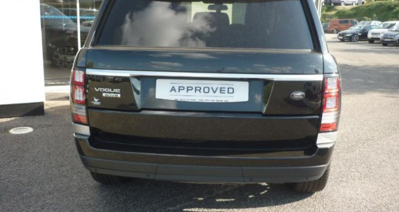 Land rover Range Rover 4.4 SDV8 Vogue SWB Mark II Noir occasion à Laxou - photo n°7