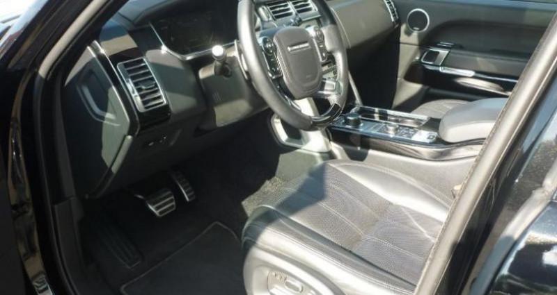 Land rover Range Rover 4.4 SDV8 Vogue SWB Mark II Noir occasion à Laxou - photo n°3