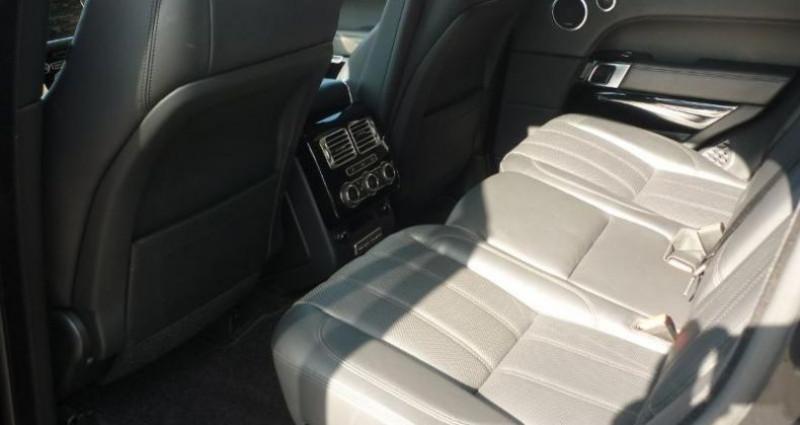 Land rover Range Rover 4.4 SDV8 Vogue SWB Mark II Noir occasion à Laxou - photo n°5