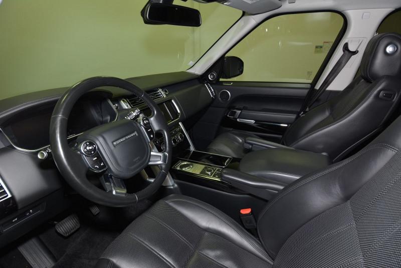 Land rover Range Rover 4.4 SDV8 VOGUE SWB Gris occasion à Quimper - photo n°3