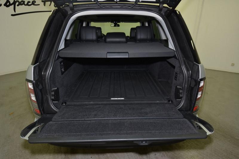 Land rover Range Rover 4.4 SDV8 VOGUE SWB Gris occasion à Quimper - photo n°7