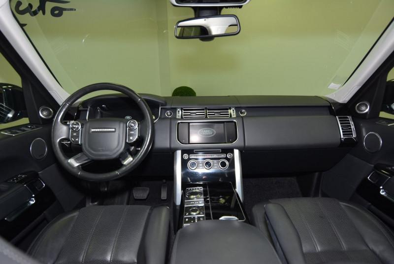 Land rover Range Rover 4.4 SDV8 VOGUE SWB Gris occasion à Quimper - photo n°6