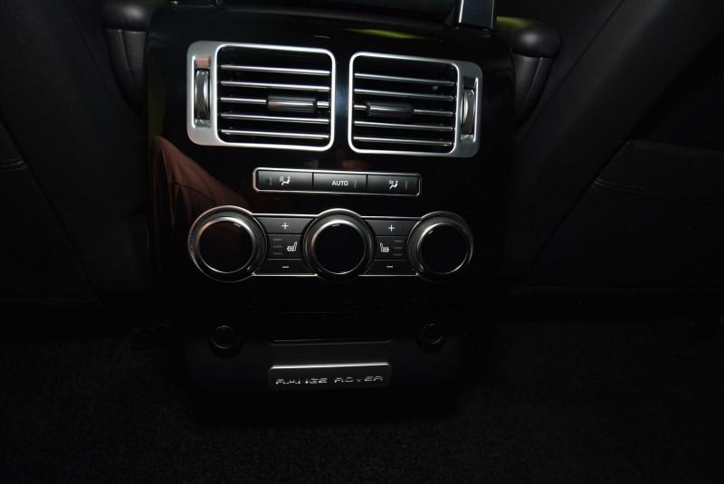 Land rover Range Rover 4.4 SDV8 VOGUE SWB Gris occasion à Quimper - photo n°5