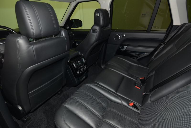 Land rover Range Rover 4.4 SDV8 VOGUE SWB Gris occasion à Quimper - photo n°4
