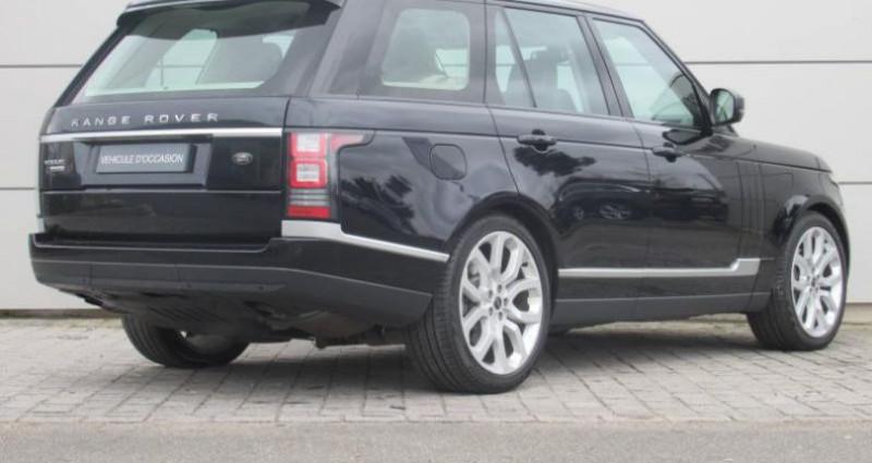 Land rover Range Rover 5.0 S/C VOGUE Stop&Start Noir occasion à Orléans - photo n°2