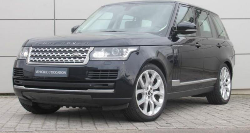 Land rover Range Rover 5.0 S/C VOGUE Stop&Start Noir occasion à Orléans