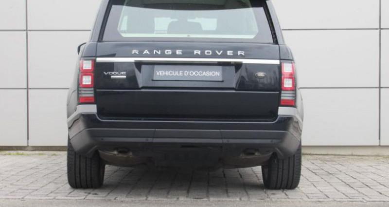 Land rover Range Rover 5.0 S/C VOGUE Stop&Start Noir occasion à Orléans - photo n°7