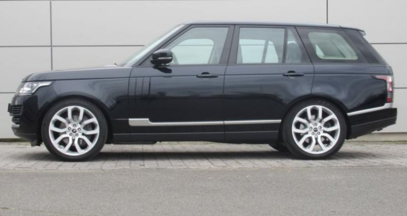 Land rover Range Rover 5.0 S/C VOGUE Stop&Start Noir occasion à Orléans - photo n°6