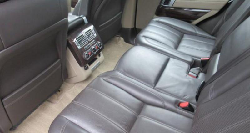 Land rover Range Rover 5.0 S/C VOGUE Stop&Start Noir occasion à Orléans - photo n°5