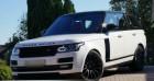 Land rover Range Rover 5.0 V8 510ch Autobiography Blanc à Boulogne-Billancourt 92
