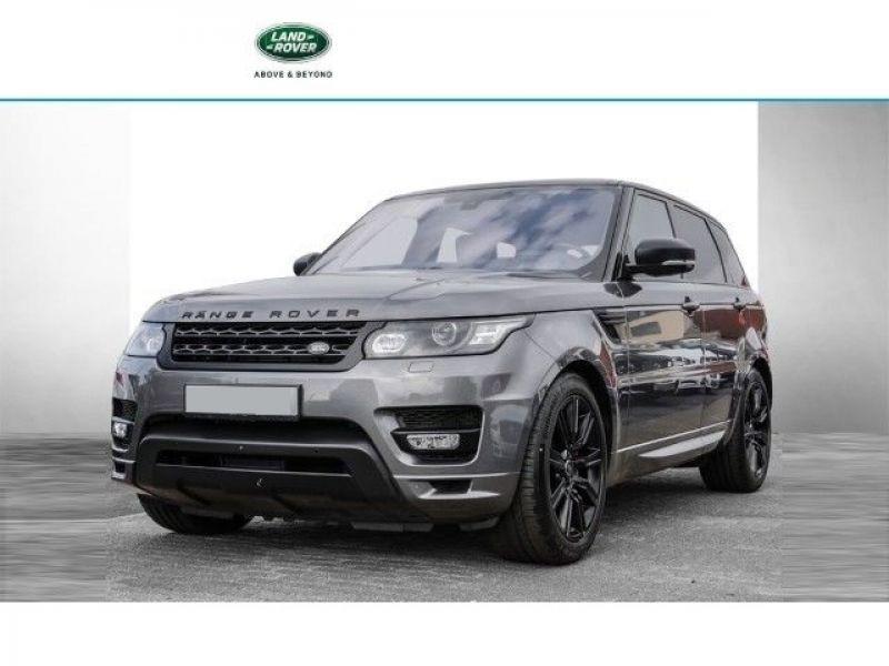 Land rover Range Rover 5.0 V8 Autobiography Dynamic S Gris occasion à Beaupuy