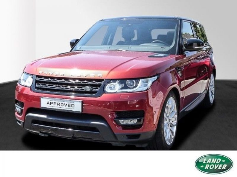 Land rover Range Rover 5.0 V8 HSE Dynamic 510 Rouge occasion à Beaupuy
