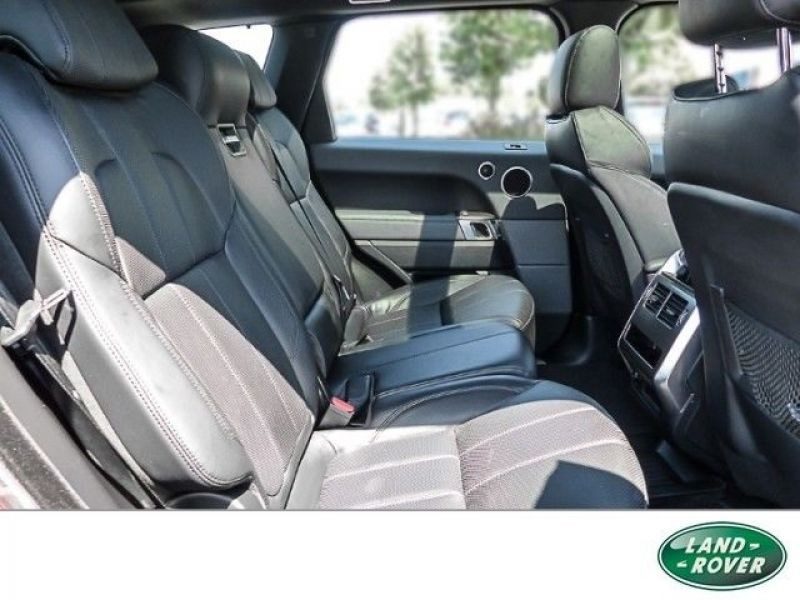Land rover Range Rover 5.0 V8 HSE Dynamic 510 Rouge occasion à Beaupuy - photo n°6