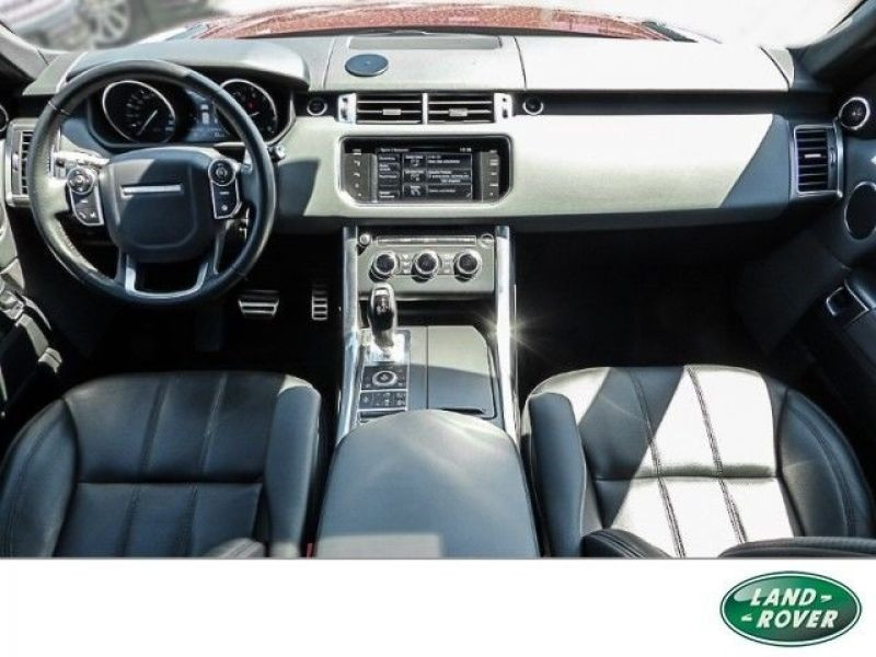 Land rover Range Rover 5.0 V8 HSE Dynamic 510 Rouge occasion à Beaupuy - photo n°2