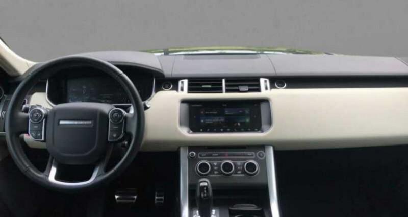 Land rover Range Rover 5.0 V8 SC DYNAMIQUE Noir occasion à Boulogne-Billancourt - photo n°3