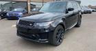 Land rover Range Rover 5.0 V8 SC DYNAMIQUE Noir à Boulogne-Billancourt 92