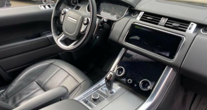 Land rover Range Rover 5.0 V8 SC DYNAMIQUE Noir occasion à Boulogne-Billancourt - photo n°6