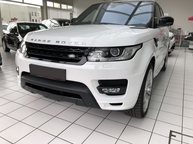 Land rover Range Rover 5.0 V8 Supercharged Autobiography 510 Blanc occasion à Beaupuy