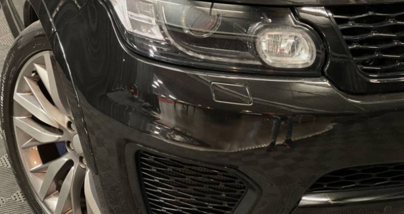 Land rover Range Rover 5.0 v8 supercharged SVR SVR Noir occasion à GUERANDE - photo n°5