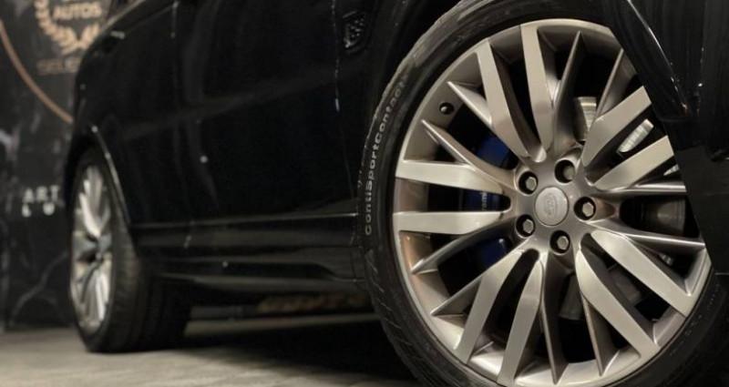 Land rover Range Rover 5.0 v8 supercharged SVR SVR Noir occasion à GUERANDE - photo n°4