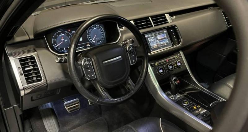 Land rover Range Rover 5.0 v8 supercharged SVR SVR Noir occasion à GUERANDE - photo n°6