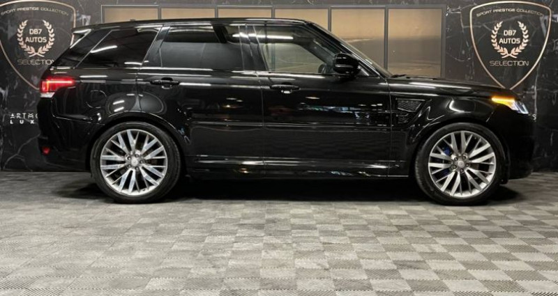 Land rover Range Rover 5.0 v8 supercharged SVR SVR Noir occasion à GUERANDE - photo n°2